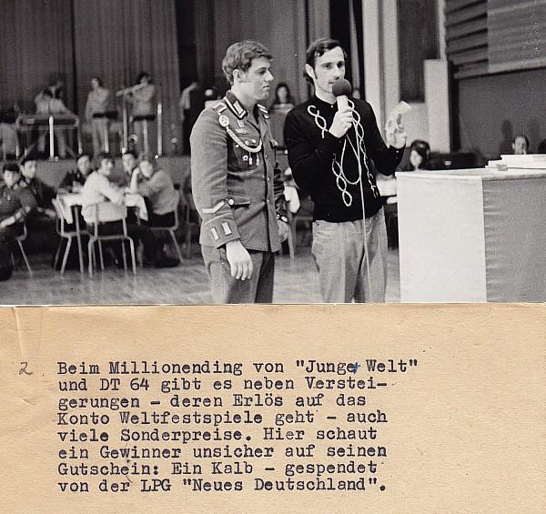 """Das Millionending von """"Junge Welt"""" und """"DT64"""""""