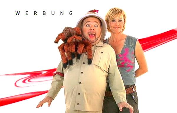 Dirk Bach - Sonja Zietlow (2004)