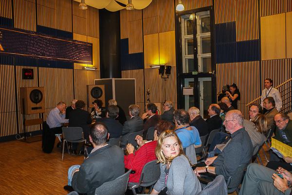 Hörspielkomplex, Haus des Rundfunks am 24.10.2008 | Foto: © Jörg Wagner