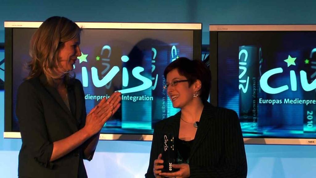 Foto: CIVIS-Online-Preisverleihung
