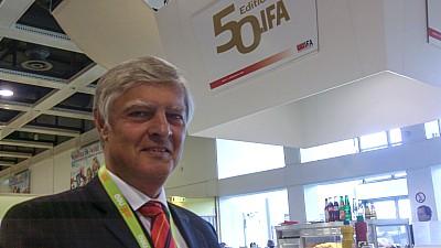 Andreas Bereczky, IFA 2010