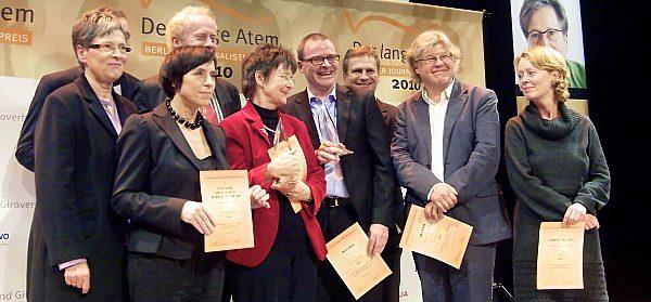 Die Nominierten   Foto: © Jörg Wagner