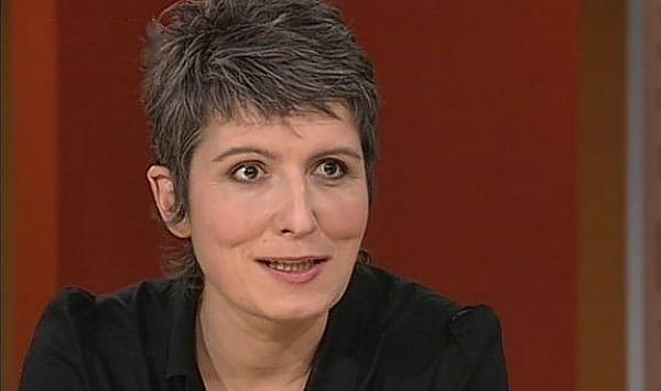 Ines Pohl   Bildschirm-Foto: ARD