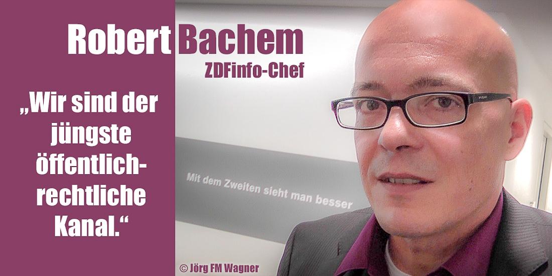 Robert Bachem | Foto: © Jörg Wagner