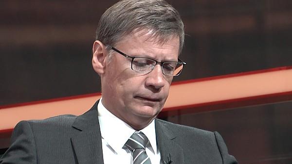 Günther Jauch während der PK | © Jörg Wagner