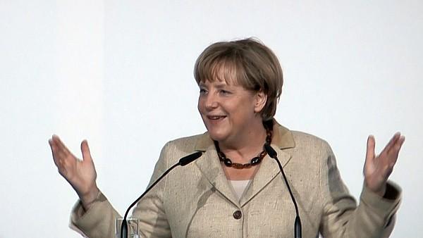 Dr. Angela Merkel | Foto: © Jörg Wagner