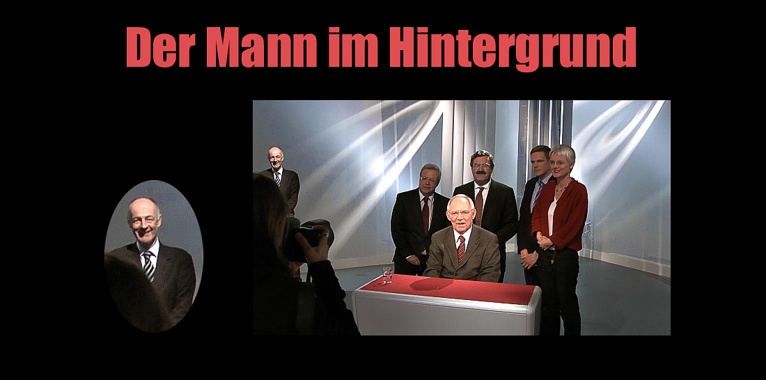 "Fotoshooting zur ersten Sendung ""Bei Brender!"" | Foto: © Jörg Wagner [M]"
