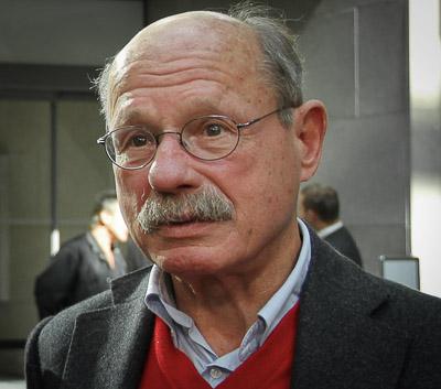 Dirk Sager 2012 | Foto: © Jörg Wagner