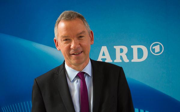 Lutz Marmor, NDR-Intendant und ARD-Vorsitzender