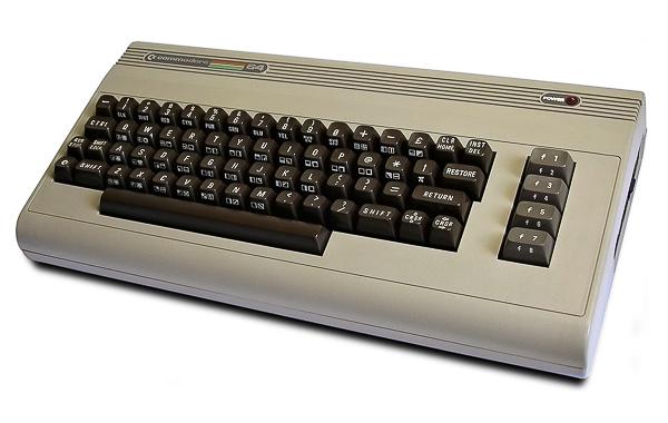 Commodore 64 (1982); Foto: Bill Bertram, CC Attribution-Share Alike 2.5 Generic