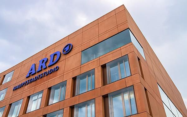 ARD-Hauptstadtstudio | Foto: © Jörg Wagner