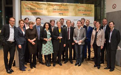Preisträger, Nominierte und Jury