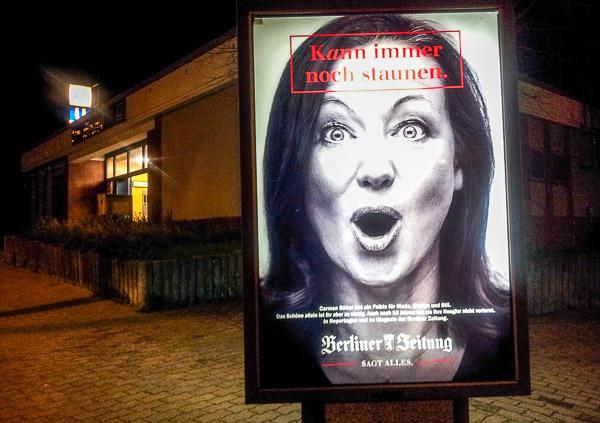 Image-Kampagne seit 28.10.2013