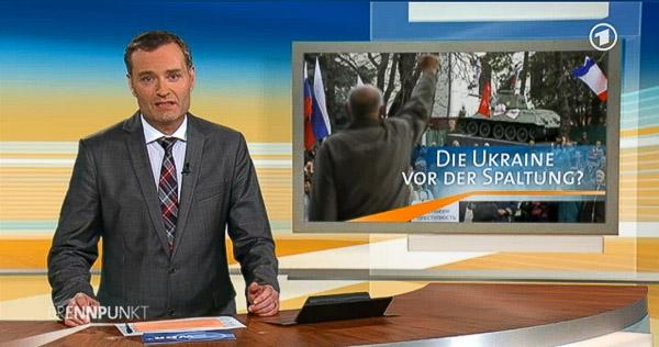ARD-Brennpunkt vom 06.03.2014