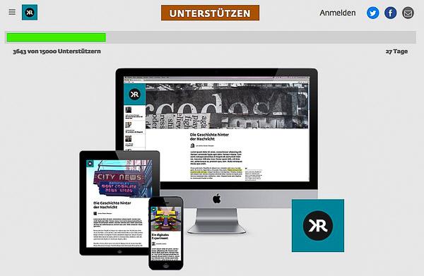 Krautreporter - Das Magazin (Stand: 18.05.2014/17:51 Uhr)