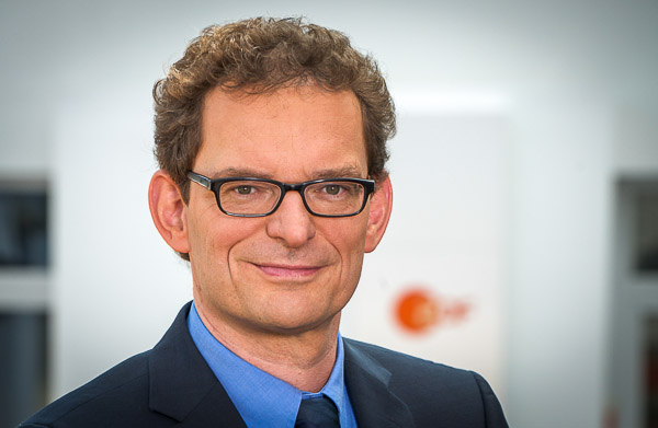 Alexander Stock, ZDF-Kommunikationschef