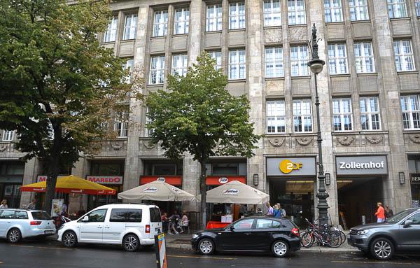 ZDF-Hauptstadt-Studio
