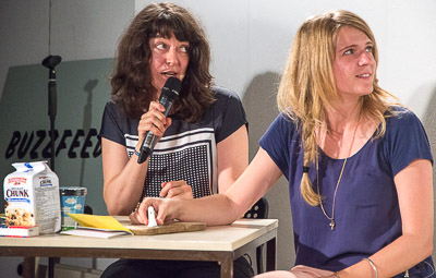 Katrin Gottschalk und Daniela Burger, Missy Magazine