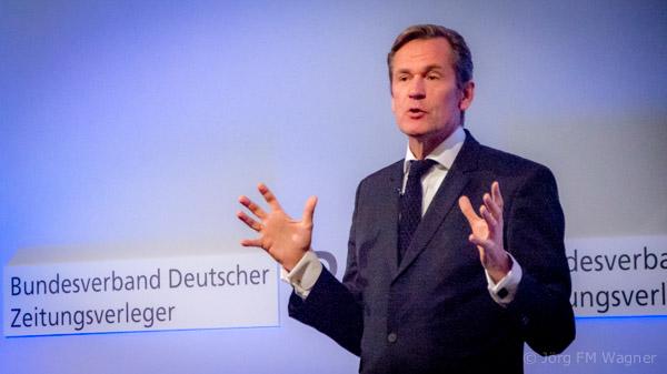 Dr. Mathias Döpfner | Foto: © Jörg Wagner