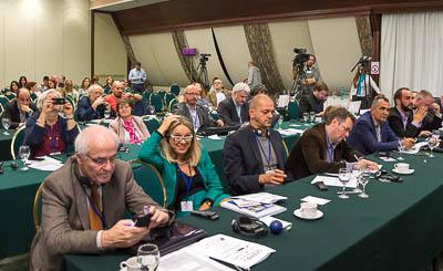 Journalisten aus ganz Europa beim SEEMF 2014