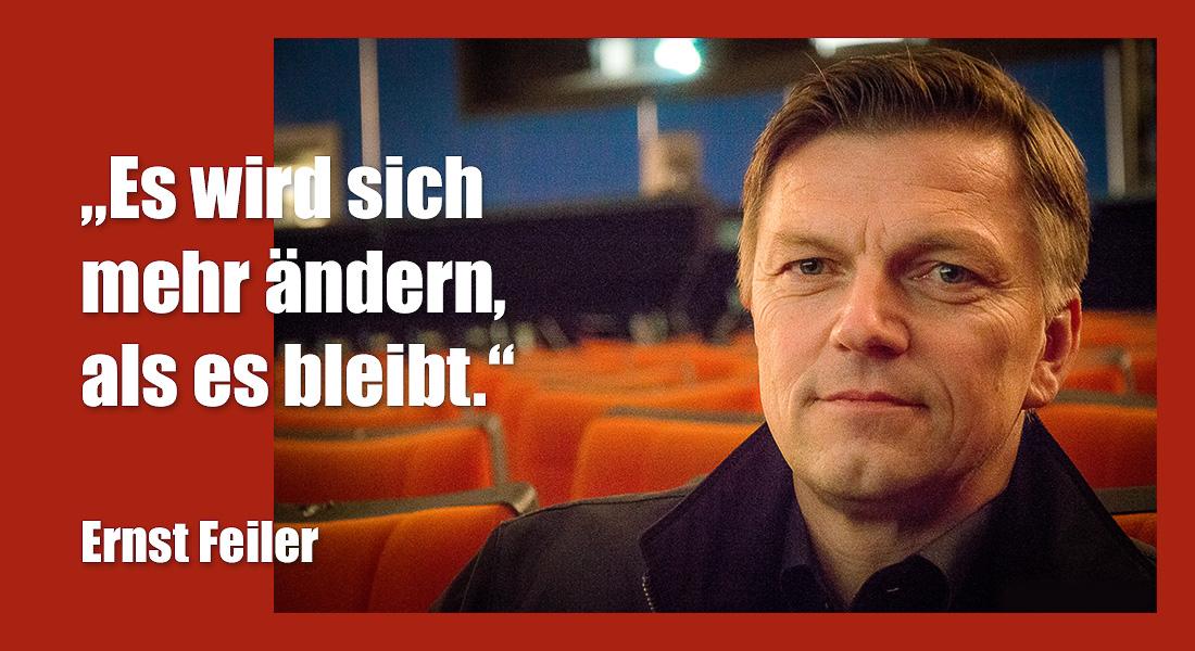 Ernst Feiler | Foto: © Jörg Wagner