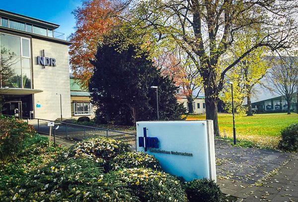 NDR-Landesfunkhaus Hannover