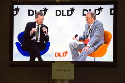 Günther Oettinger - Ulrich Reitz