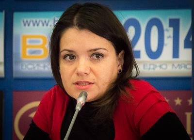Marina Kirova; © 03.02.2015, Jörg Wagner