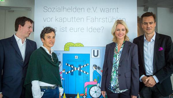 Felix Oldenburg - Joana Breidenbach - Manuela Schwesig - Philipp Justus