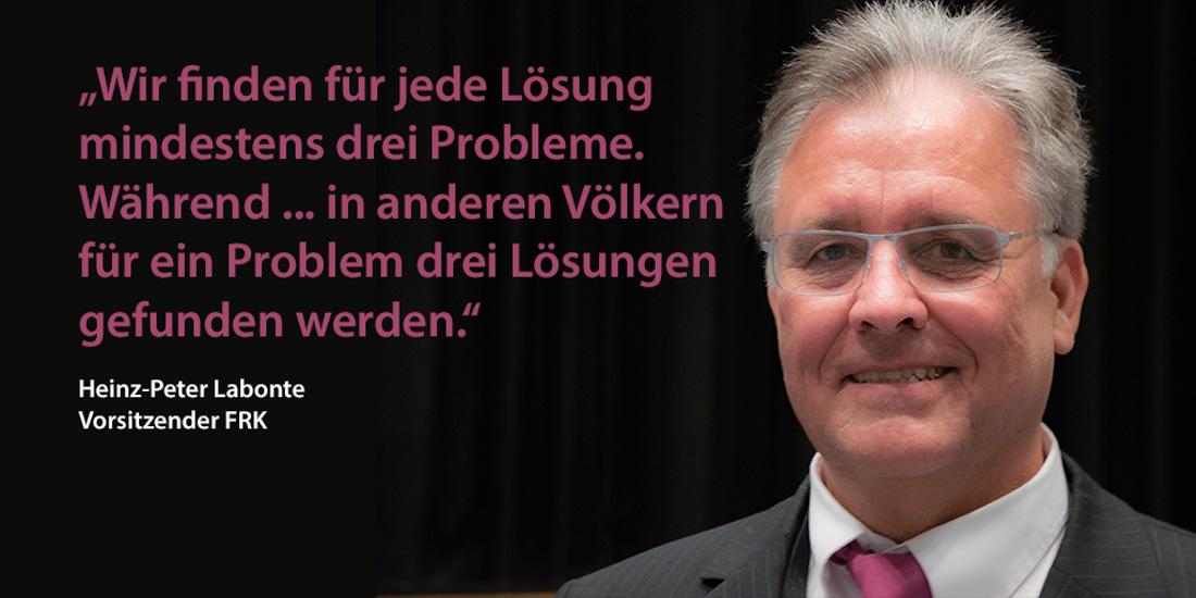 Heinz-Peter Labonte | Foto: © Jörg Wagner