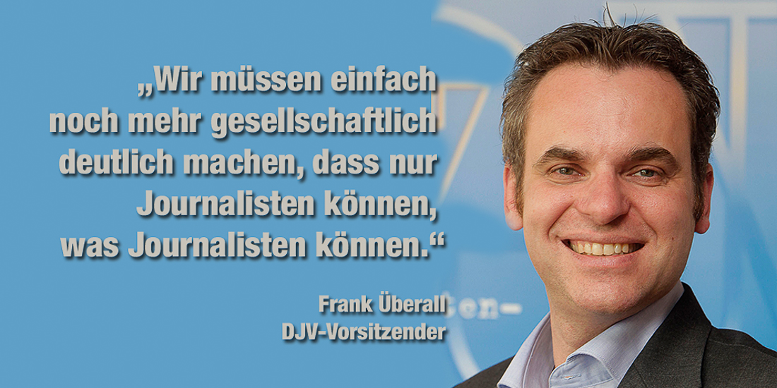 Frank Überall | Foto: © DJV