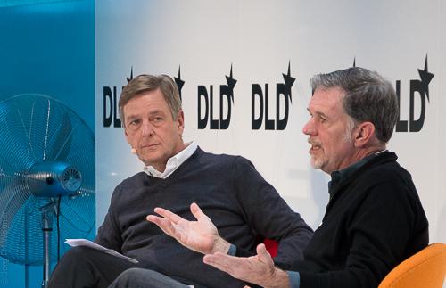 Claus Kleber - Reed Hastings
