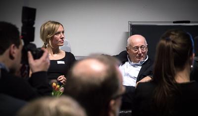 Dr. Friederike Schultz -  Stefan Aust