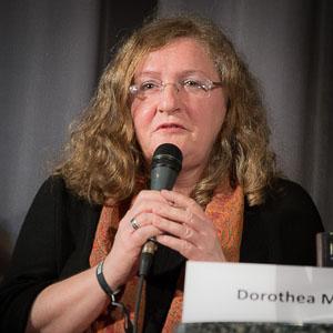 "Dorothea Marx ""Gezielte Sabotage"""