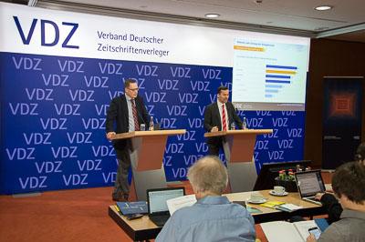 VDZ-Jahrespressekonferenz 2016