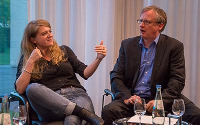 Katrin Gottschalk - Albrecht von Lucke