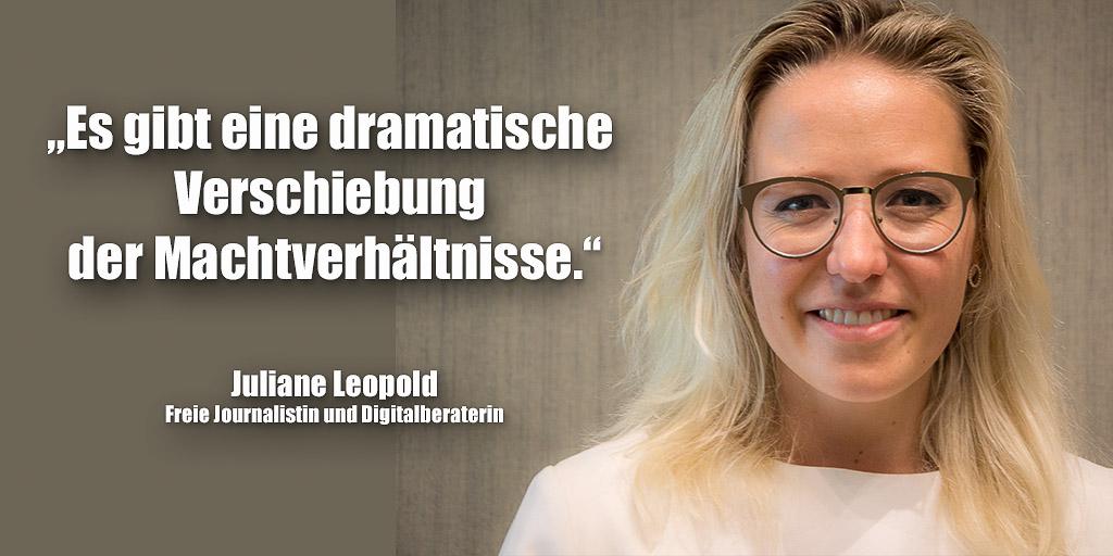 Juliane Leopold | (Foto: © Jörg Wagner)