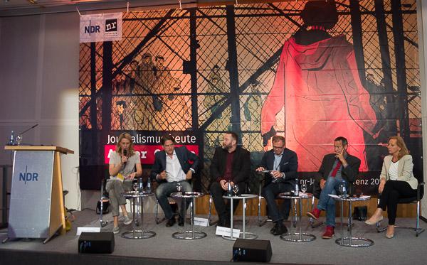 Eröffnungsdiskussion der nr-Jahreskonferenz 2016