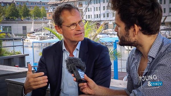 Michael Müller im Gespräch mit Tilo Jung