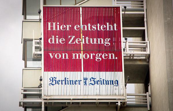 Berliner Verlagsgebäude am Alex