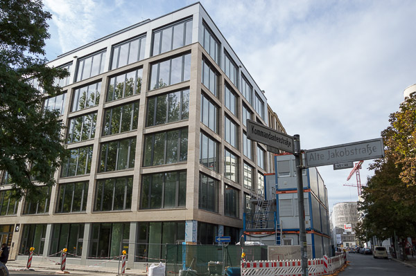 Neues Verlagsgebäude