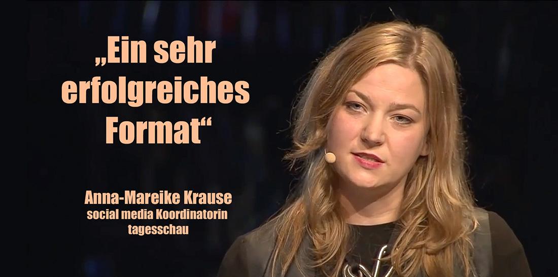 Anna-Mareike Krause | Screenshot: Bayerischer Rundfunk