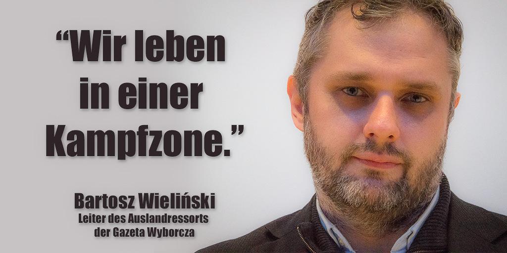 Bartosz T. Wieliński, Gazeta Wyborcza | Foto: © Jörg Wagner