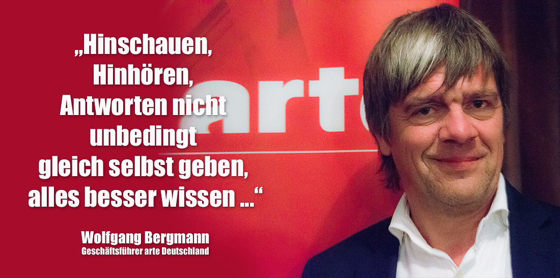 Wolfgang Bergmann | Foto: © Jörg Wagner