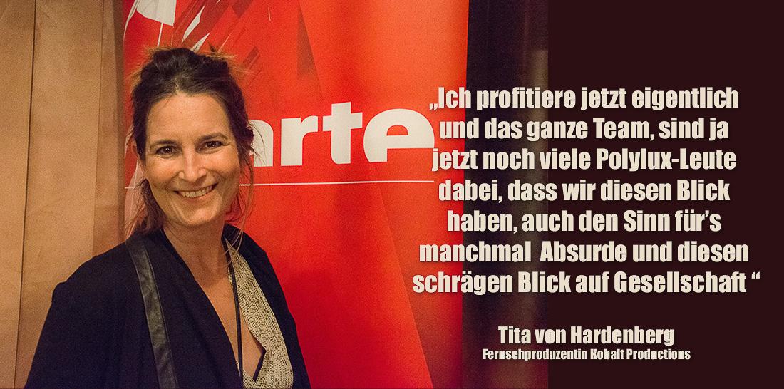 Tita von Hardenberg | Foto: © Jörg Wagner