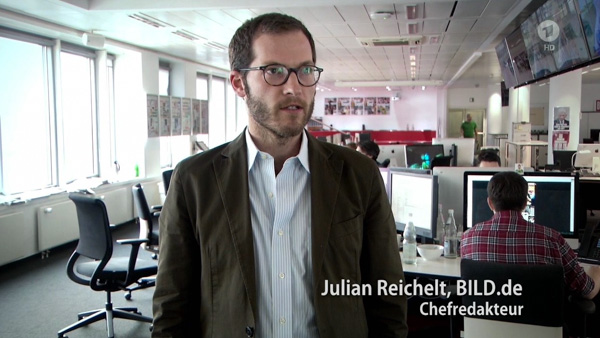 Julian Reichelt | Screenshot: © ARD