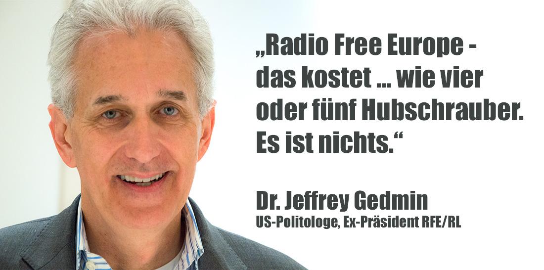 Dr. Jeffrey Gedmin | Foto: © Jörg Wagner