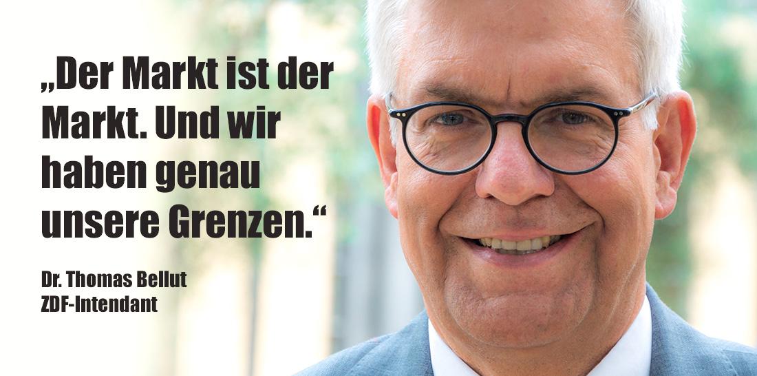 Dr. Thomas Bellut | Foto: © Jörg Wagner