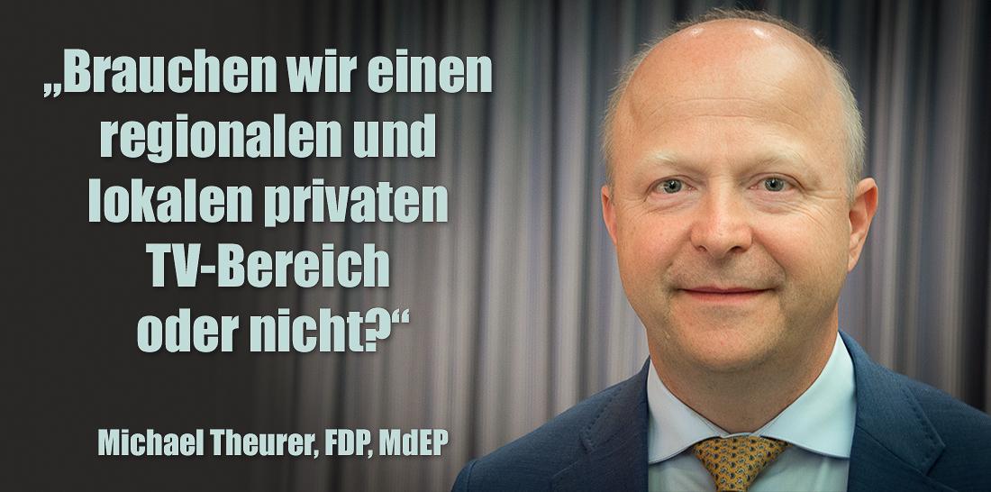 Michael Theurer | Foto: © Jörg Wagner