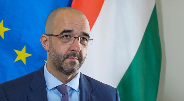 Zoltán Kovács, ungarischer Regierungssprecher | Foto: © Daniel Bouhs
